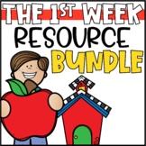 First Week of School Activities   Back to School Math & ELA Activities