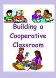 First Week of School: Building  Cooperative Classroom (Int