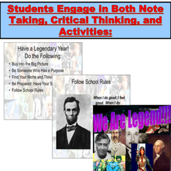 Back to School Bundle Powerpoint