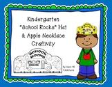 Kindergarten Hat & Necklace Craftivity