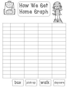 First Week of School Notebook