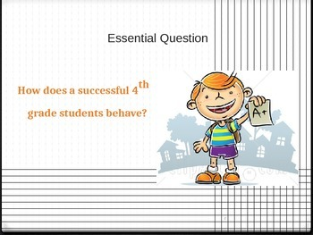 First Week of School Procedures and Expectations