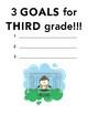 First Week of Third Grade!