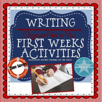 First Weeks: Writing