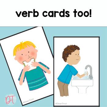 Speech Therapy Teaching First Words, First Sentences