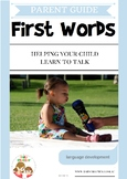First Words - teach baby to talk