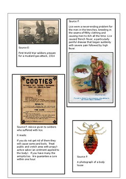 First World War Trench Survival Guide