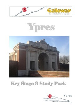 First World War - Ypres Study Pack