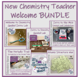 First Year Chemistry Teacher Welcome Pack!