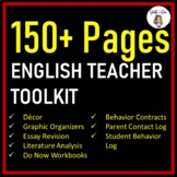First Year English Teacher Tool Kit