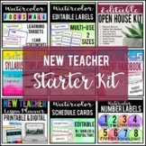 First Year Teacher Success Kit Plus BONUS Membership