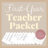 First-Year Teacher Packet