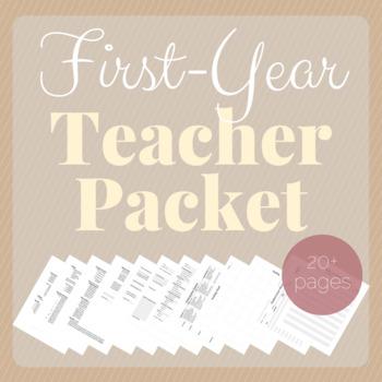 First-Year Teacher Packet