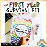 First Year Teacher Resource Pack (New Teacher)