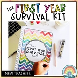 First Year Teacher Resource Pack (New Teacher)
