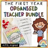 First Year Teacher Survival BUNDLE (New Teacher)
