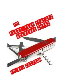 First-Year Teacher Survival Guide Pocket Edition