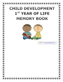 First Year of Life Digital Memory Book