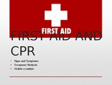 First aid 1982