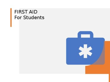 First aid overview for students & bystanders