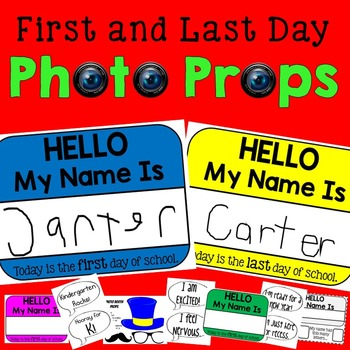 First Day Sign (Last Day Sign)