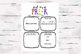 First and Last Day of Pre-K Activity Sheets, End of the Year, Back to School
