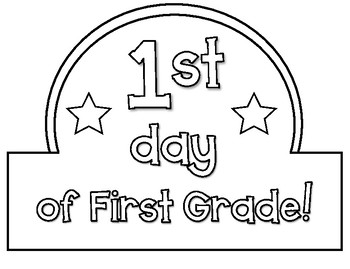 First and Last Day of School Crowns FREEBIE