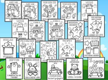 Super Students Coloring Pages - The Crayon Crowd, School, Awards, Motivation