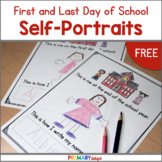 {FREE} First Day Portraits (& Last Day, Too!)
