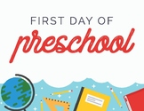 First and Last Day of School Signs PreK-12