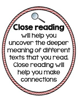 First and Second Grade Close Reads-Holiday Edition