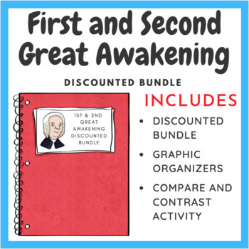 First and Second Great Awakening (Bundle)