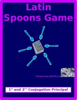 First and Second conjugation Principal parts Latin verbs S
