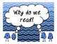 First week Activity- Why do we read?