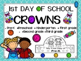 First day school crowns