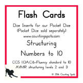 First grade Fluency to 10 (170+ different cards)