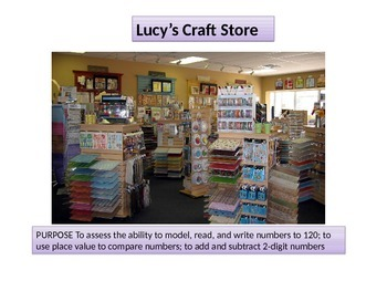 First grade   Math Critical Area 2 Lucy's Craft Store