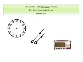 First grade   Math Performance task Chapter 9