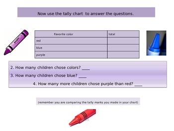First grade  chapter 10 Math performance task
