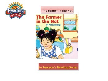 "1st grade  words  for story2. 2 ""Farmer in the Hat"""