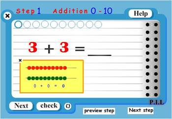 First grade math additonal
