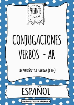 First group (-AR) conjugation in present in Spanish