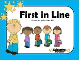 First in Line Social Story