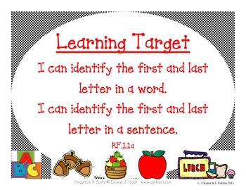 """First or Last? (for CCSS Unit 1, """"Alphabet Books & the Children Who Read Them"""")"""