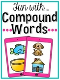 Firstie Compound Word Activities
