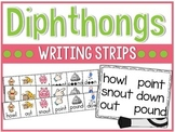 Firstie Diphthong Writing Strips