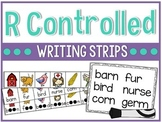 Firstie R Controlled Writing Strips
