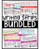 Firstie Writing Strips BUNDLED
