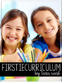 FirstieCurriculum First Grade Curriculum BUNDLED | HOMESCH