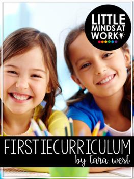 FirstieCurriculum BUNDLED Resources